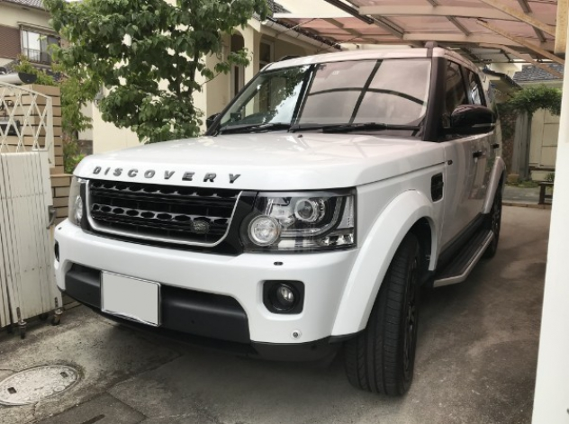 LAND ROVER DISCOVERY SE BlackEdition